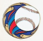 Color Star Baseball Medals Baseball Trophy Awards