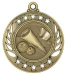Galaxy Medal -Cheer Cheerleading Trophy Awards