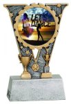 V Series Resin -Insert Holder  Dance Trophy Awards