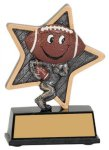 Little Pals Resin Trophy -Football Football Trophy Awards
