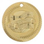 Vortex Pinewood Derby Medals Football Trophy Awards