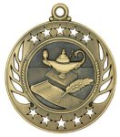Galaxy Medal -Lamp of Knowledge  Galaxy Medal Awards