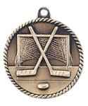 High Relief Medal -Hockey High Relief Medallion Awards