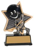 Little Pals Resin Trophy -Hockey Hockey Trophy Awards