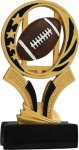 Midnight Star Resin -Football MidNight Star Resin Trophy Awards