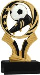Midnight Star Resin -Soccer MidNight Star Resin Trophy Awards