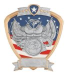 Signature Series Army Shield Award Military Trophy Awards