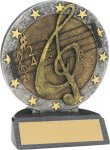 All-Star Resin Trophy -Music Music Trophy Awards