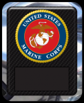 US Marine Seal Military Hero Plaque Recognition Plaques