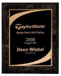 Marble Finish Plaque Award Recognition Plaques