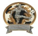 Sport Blaster Legend Soccer Female Soccer Trophy Awards