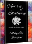 Watercolor Acrylic Plaque with Easel/Hanger Square Rectangle Awards