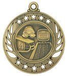 Galaxy Medal -Swimming  Swimming Trophy Awards