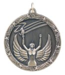 Victory Medal -Shooting Star  Swimming Trophy Awards