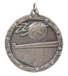 Shooting Star Medal -Volleyball Track Trophy Awards