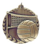 Millennium Medal -Volleyball Volleyball Trophy Awards