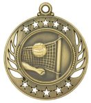 Galaxy Medal -Volleyball Volleyball Trophy Awards