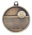 High Relief Medal -Volleyball Volleyball Trophy Awards