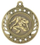 Galaxy Medal -Wrestling  Wrestling Trophy Awards